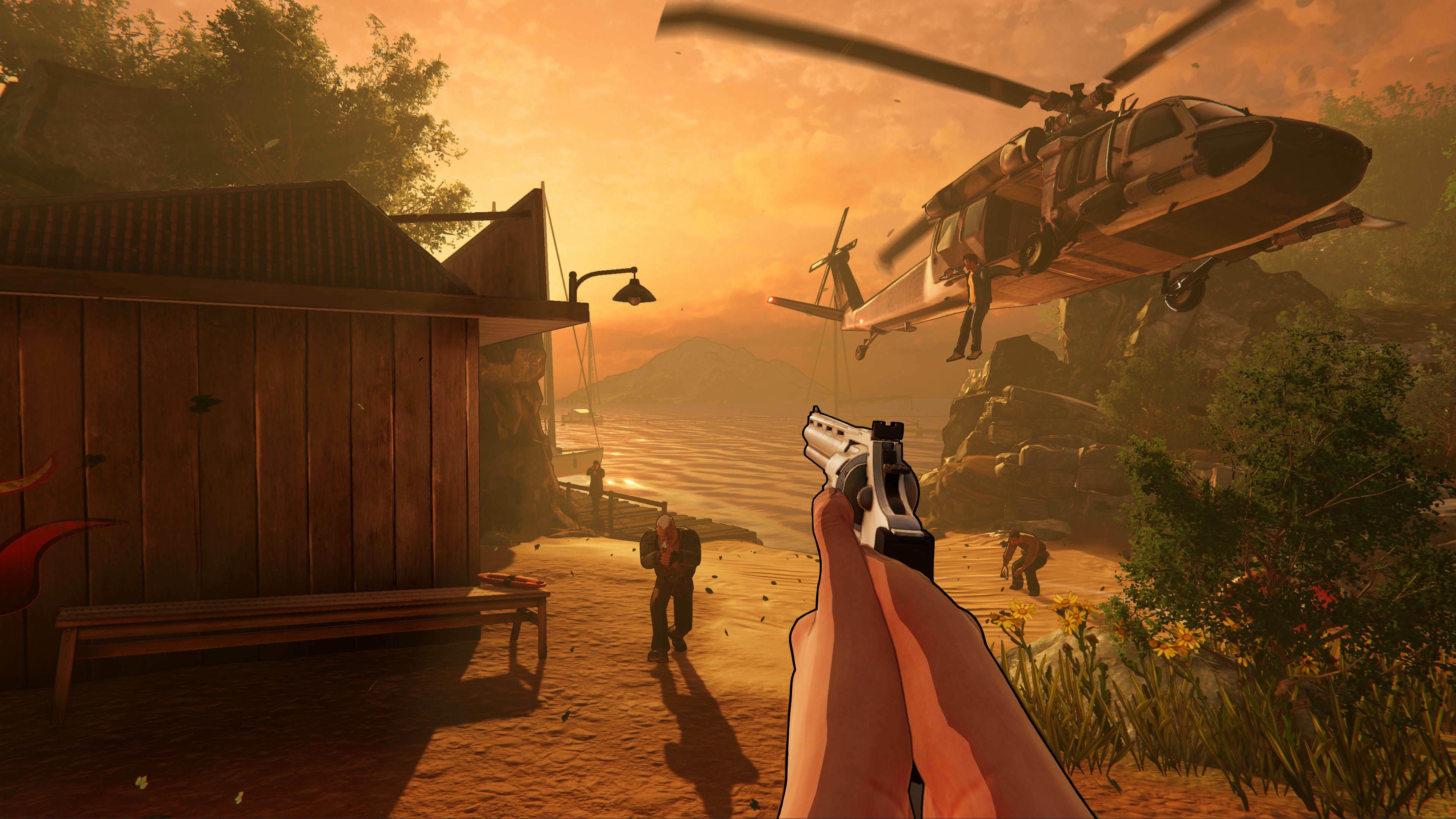 Screenshot for the game XIII v.1.0.2.9f [GOG] (2003-2020)  download torrent License