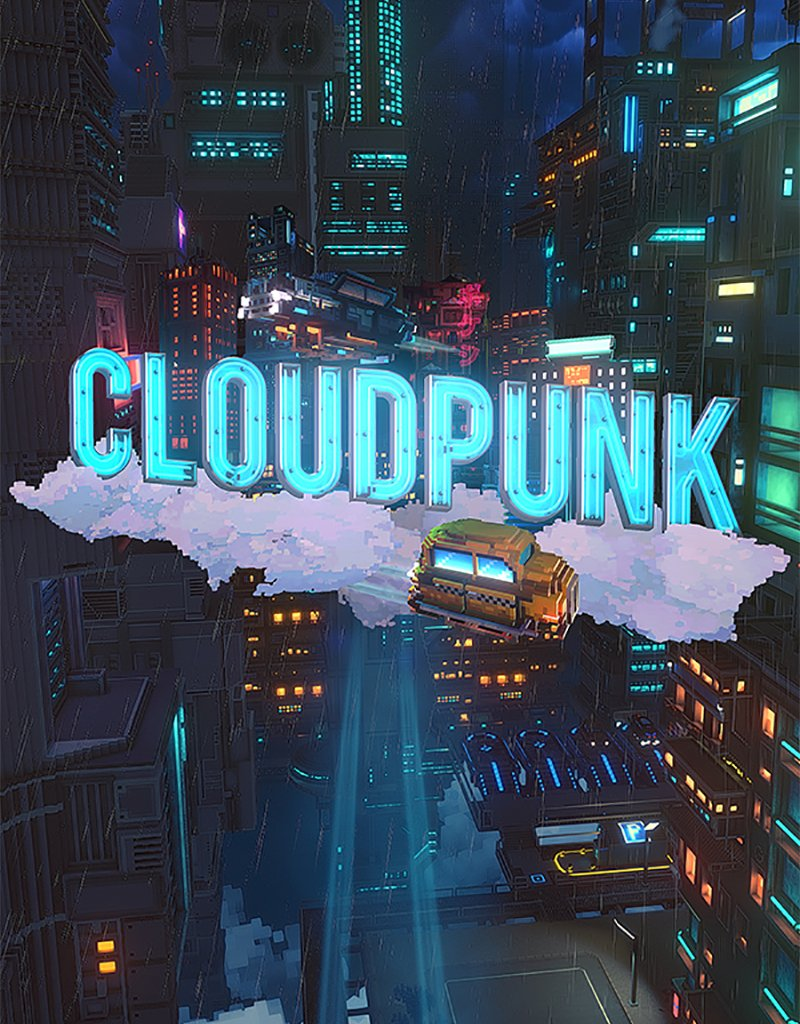 Cover Cloudpunk