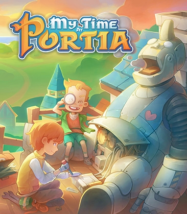 Cover My Time at Portia v.2.0.141235 [GOG] (2019) download torrent License
