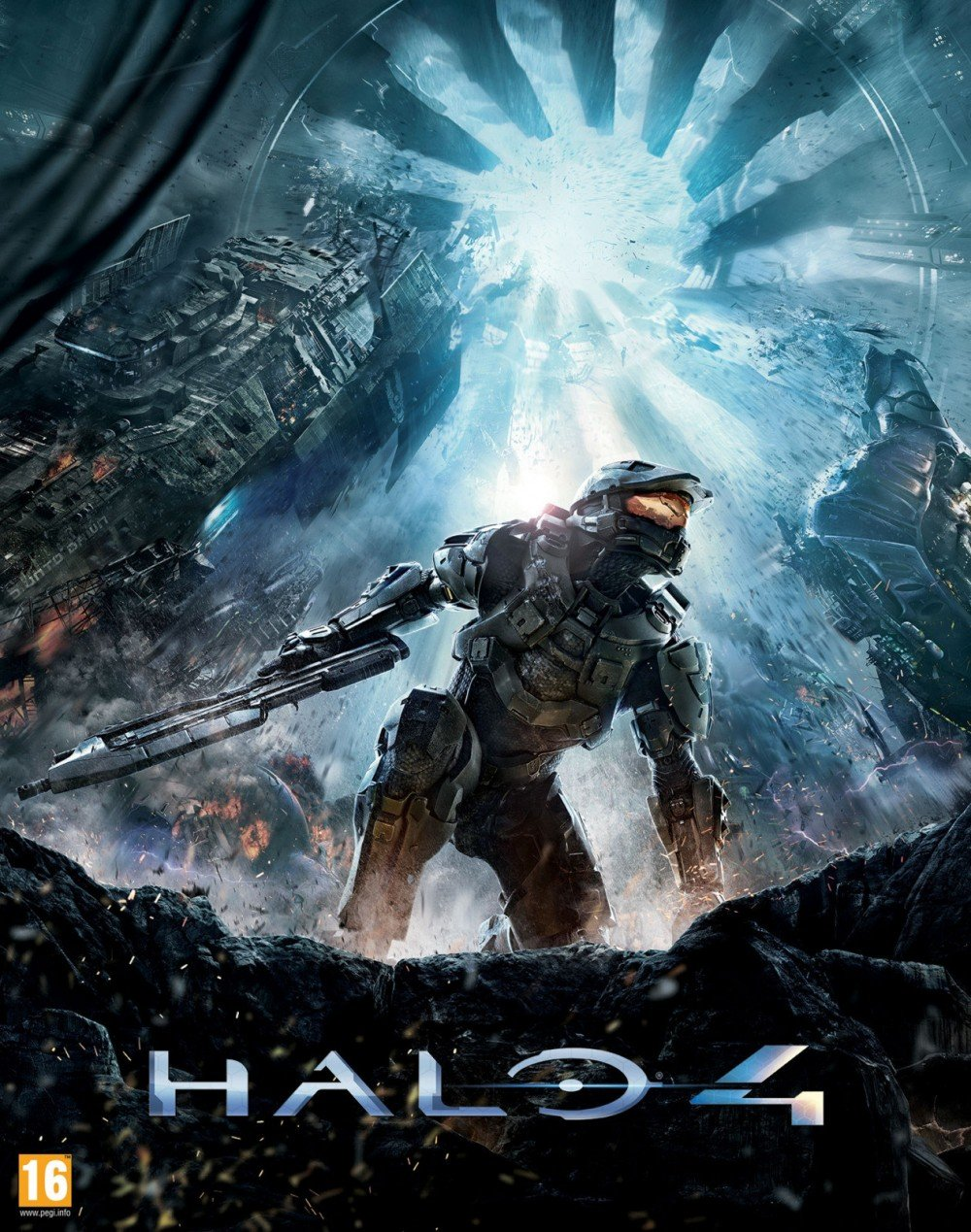 Poster Halo 4 [Portable] (2012-2020) download torrent License