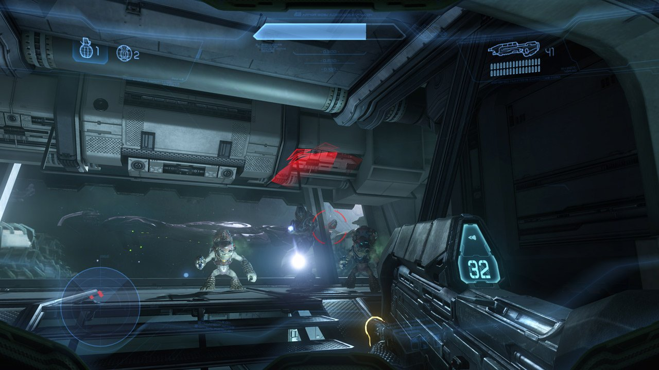 Screenshot for the game Halo 4 [Portable] (2012-2020) download torrent License