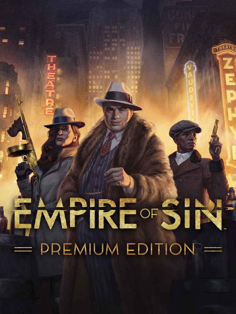Cover Empire of Sin - Premium Edition