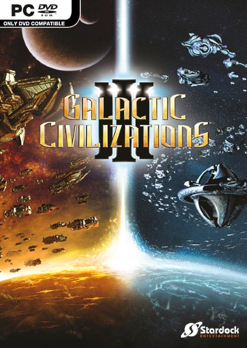 Cover Galactic Civilizations III [v 4.01.1 (40241)+ DLC]