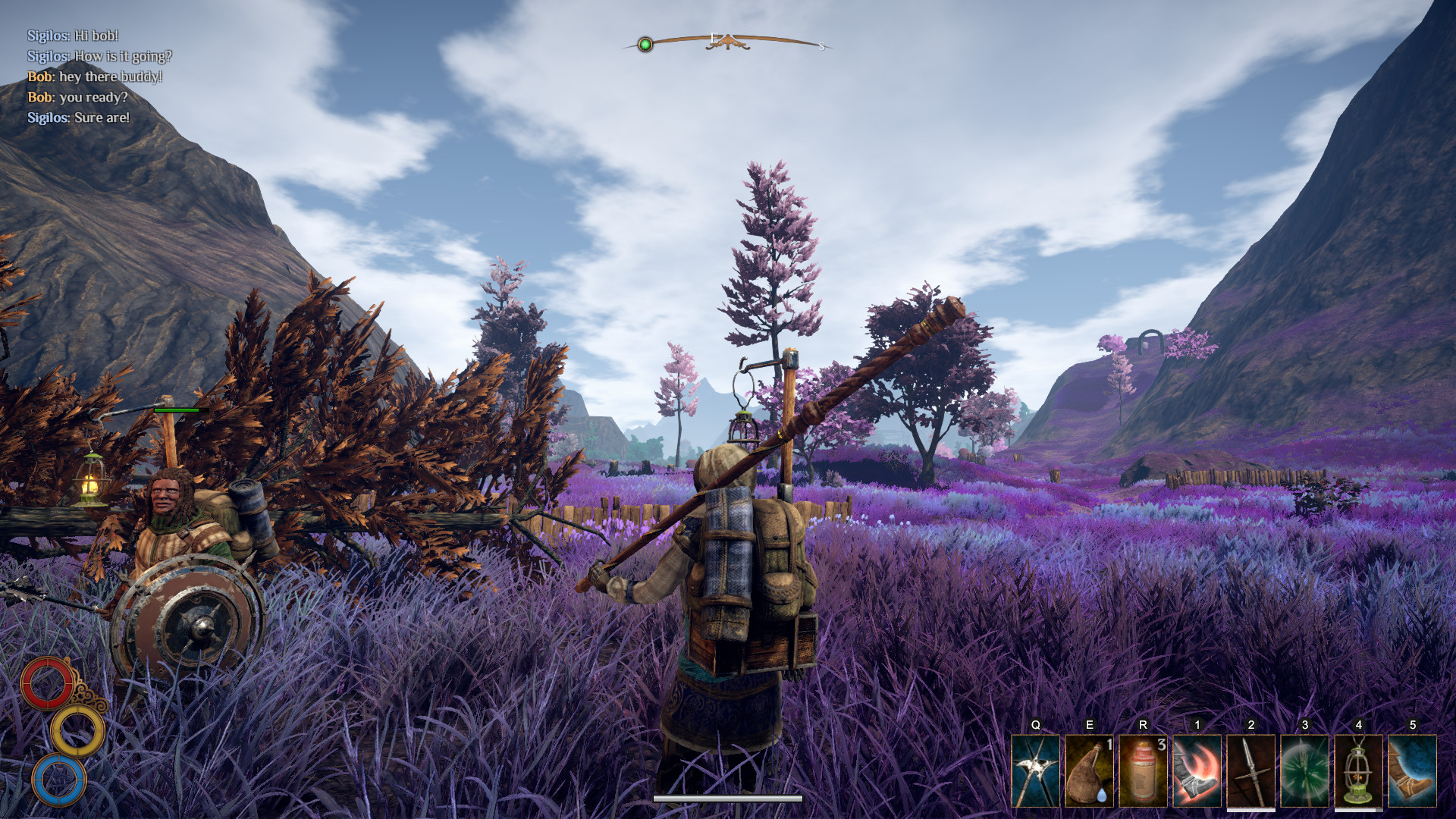 Screenshot for the game Outward [1.3.2 (44032)] (2019) download torrent RePack from R. G. Mechanics