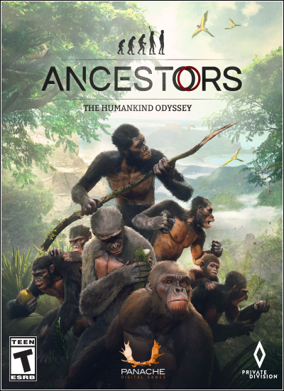 Cover Ancestors: The Humankind Odyssey [v 1.4.1 (42805)]