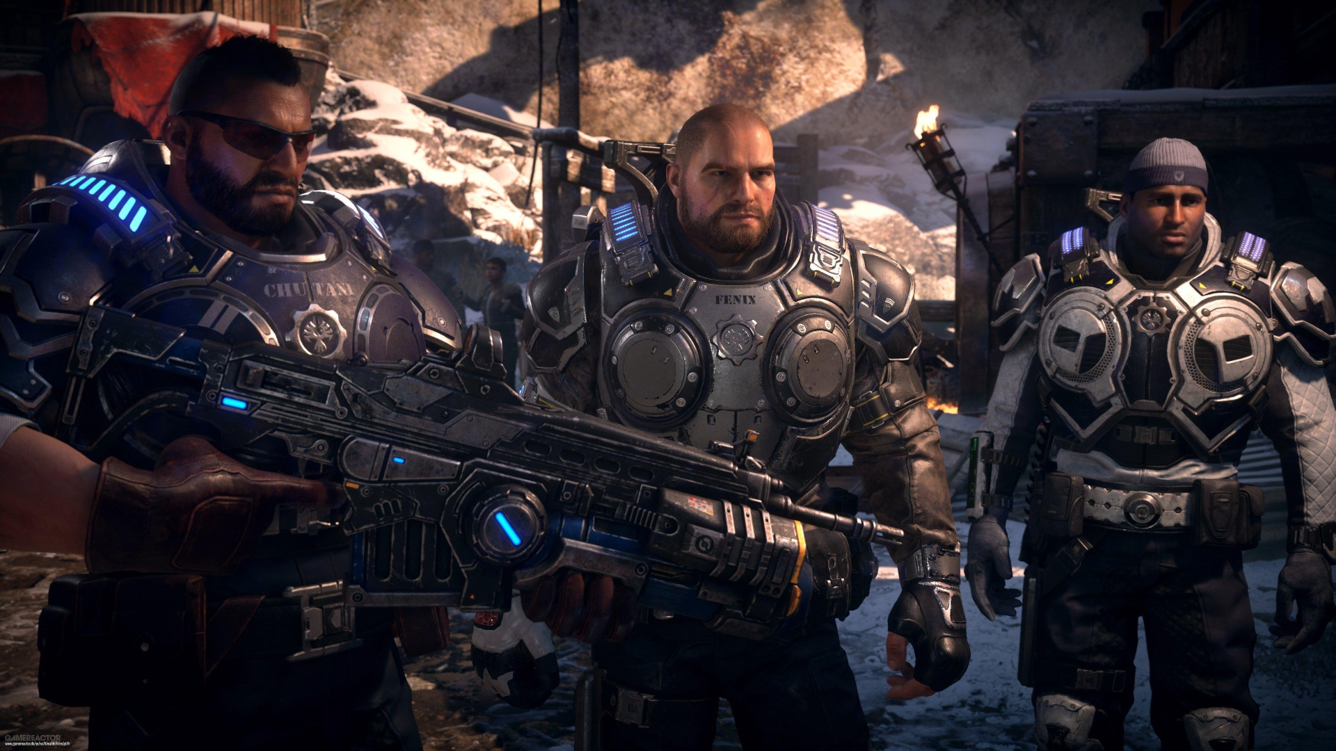 Screenshot for the game Gears 5: Ultimate Edition [v 1.1.97.0 + DLCs] (2019) download torrent RePack by R.G. Mechanics