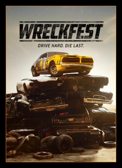 Cover Wreckfest [v 1.268578 + DLCs] (2018) download torrent RePack by R.G. Mechanics