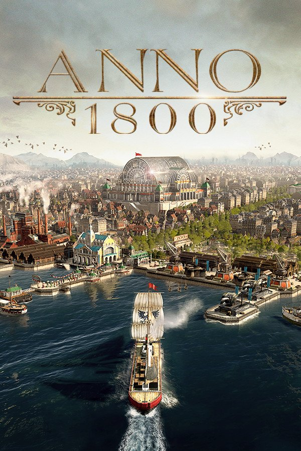 Cover Anno 1800: Complete Edition