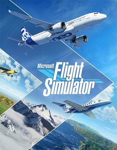Cover Microsoft Flight Simulator (v 1.12.13.0 Update 10)