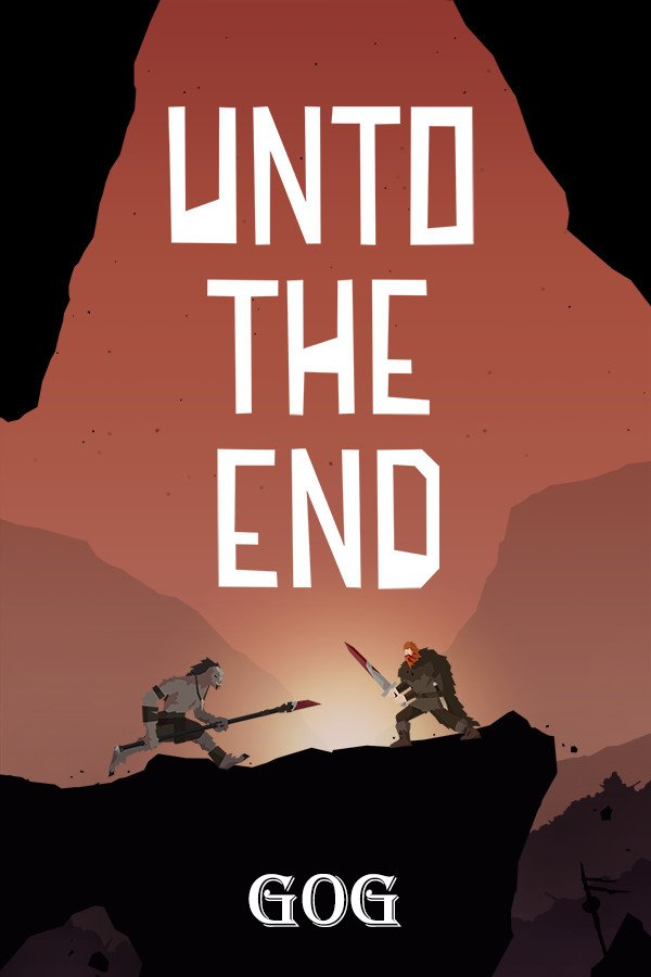 Cover Unto The End v.1.4
