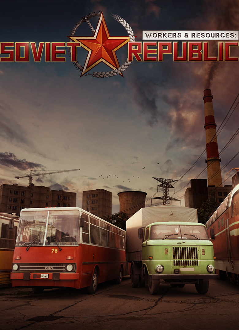 Cover Workers & Resources: Soviet Republic [0.8.3.20 ]