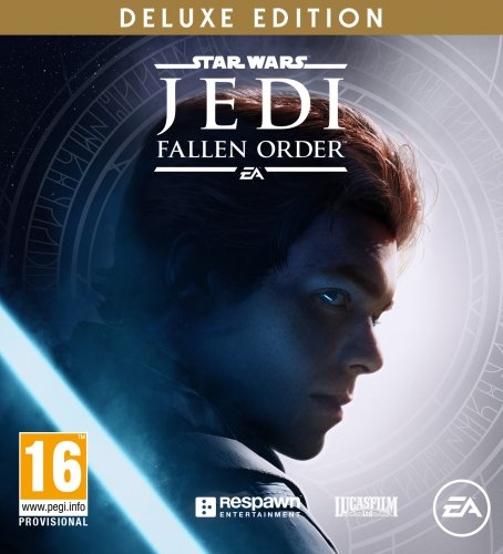 Cover STAR WARS Jedi: Fallen Order - Deluxe Edition [v1.02]