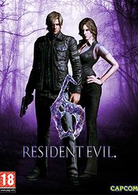 Poster Resident Evil 6 [v1.0.6.165] (2013)