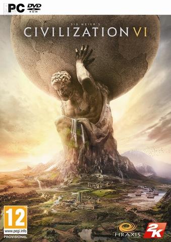 Cover Sid Meier's Civilization VI: Digital Deluxe [v 1.0.1.501 + DLC's + Bonus]