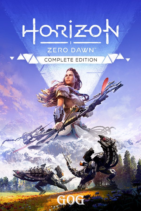 Cover Horizon: Zero Dawn - Complete Edition v.1.0.10.5 [GOG]  (2017-2020) download torrent License