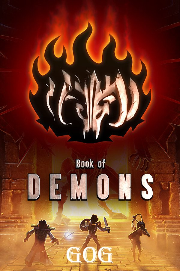 Cover Book of Demons: Collector's Content v.1.04.22689 [GOG]