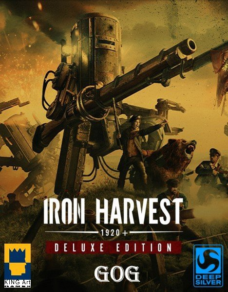 Cover Iron Harvest - Deluxe Edition v.1.1.1.1982 [GOG]
