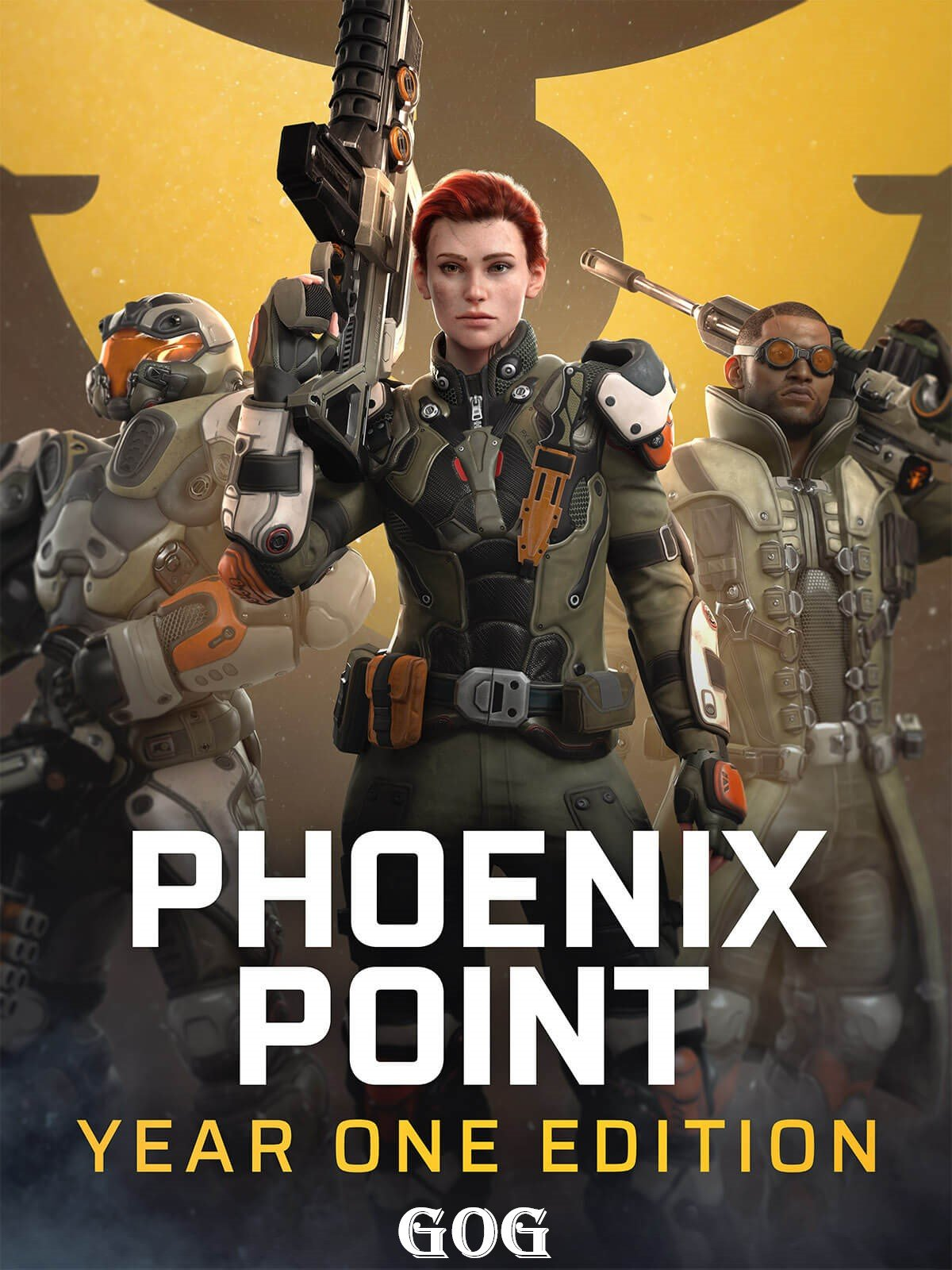 Cover Phoenix Point: Year One Edition v.1.10