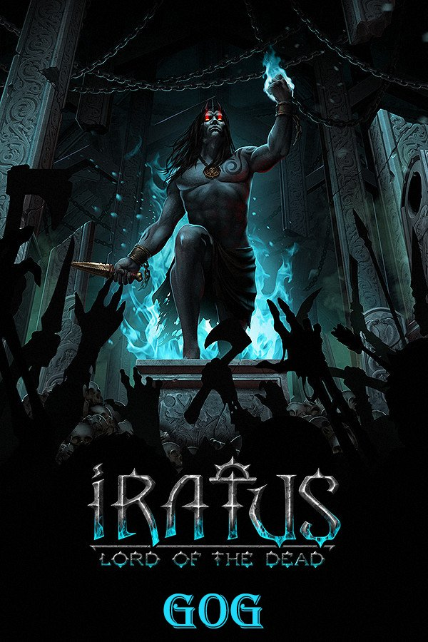 Poster Iratus: Lord of the Dead v.181.02.00 [GOG] (2020)