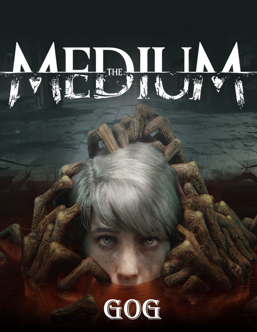 Cover The Medium - Deluxe Edition [GOG]