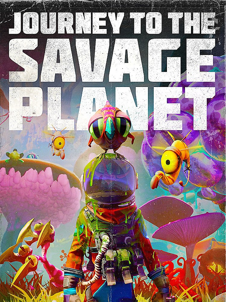 Poster Journey to the Savage Planet (v 53043+DLC) (2020)