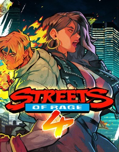 Cover Streets Of Rage 4 [V4G-R10450]