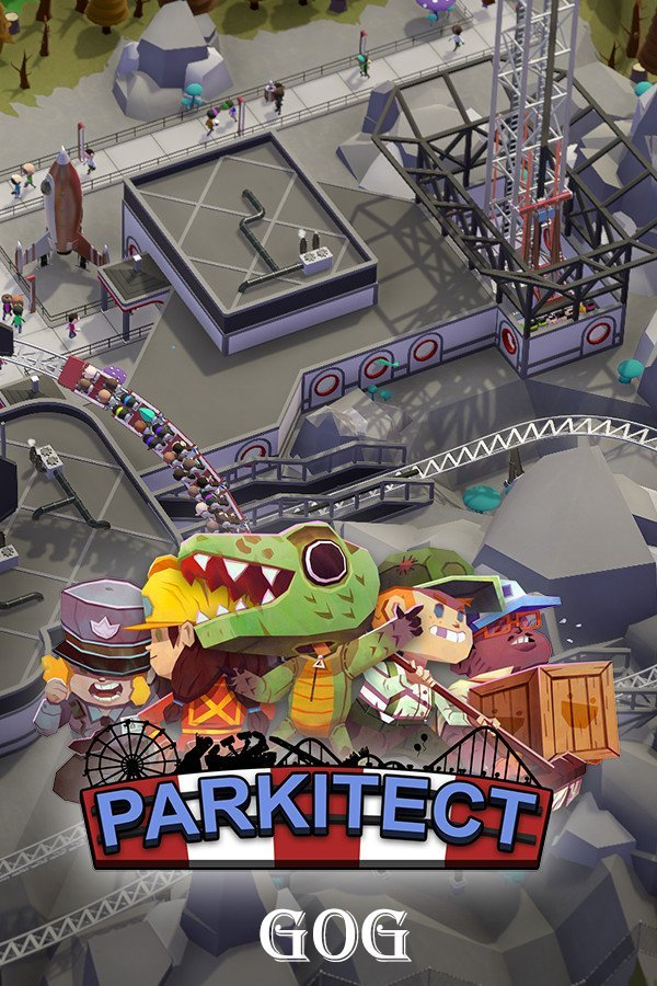 Cover Parkitect v.1.7Q2 [GOG]