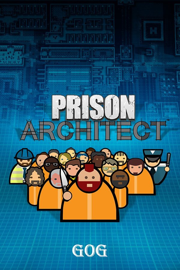 Cover Prison Architect (R5063) [GOG]