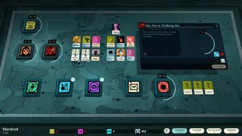 Screenshot for the game Cultist Simulator Anthology Edition v.2021.B.1 [GOG]  download torrent License