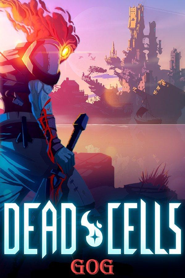 Cover Dead Cells v.12.4+DLC  [GOG]