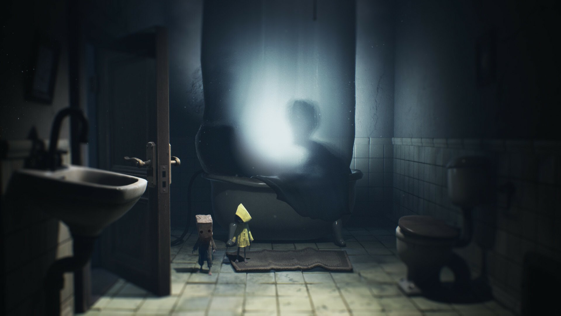 Screenshot for the game Little Nightmares II - Deluxe Edition v.5.7 [GOG] (2021) download torrent License