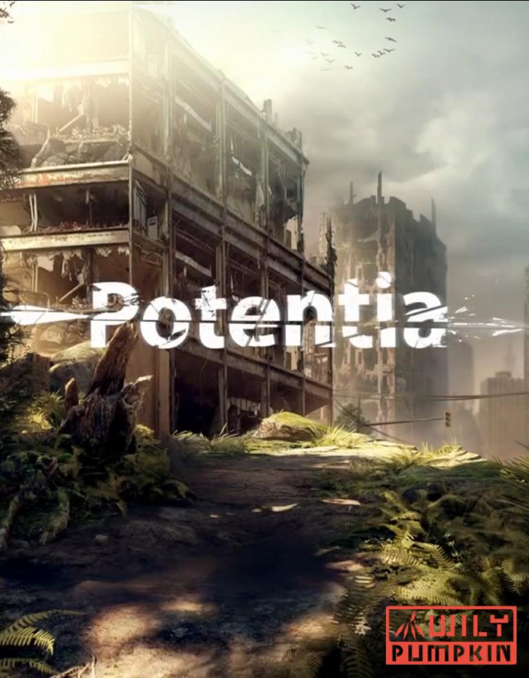 Poster Potentia V.1.0.5.2 (2021)