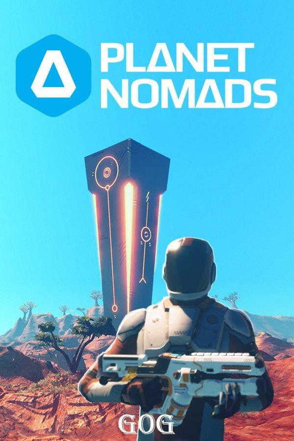 Cover Planet Nomads V.1.0.7.2