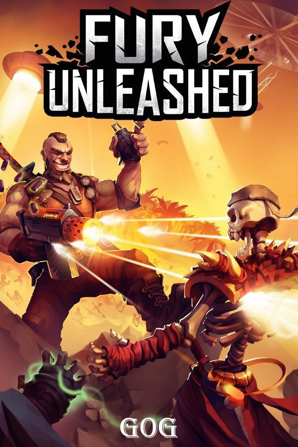 Cover Fury Unleashed V.1.7.0.2