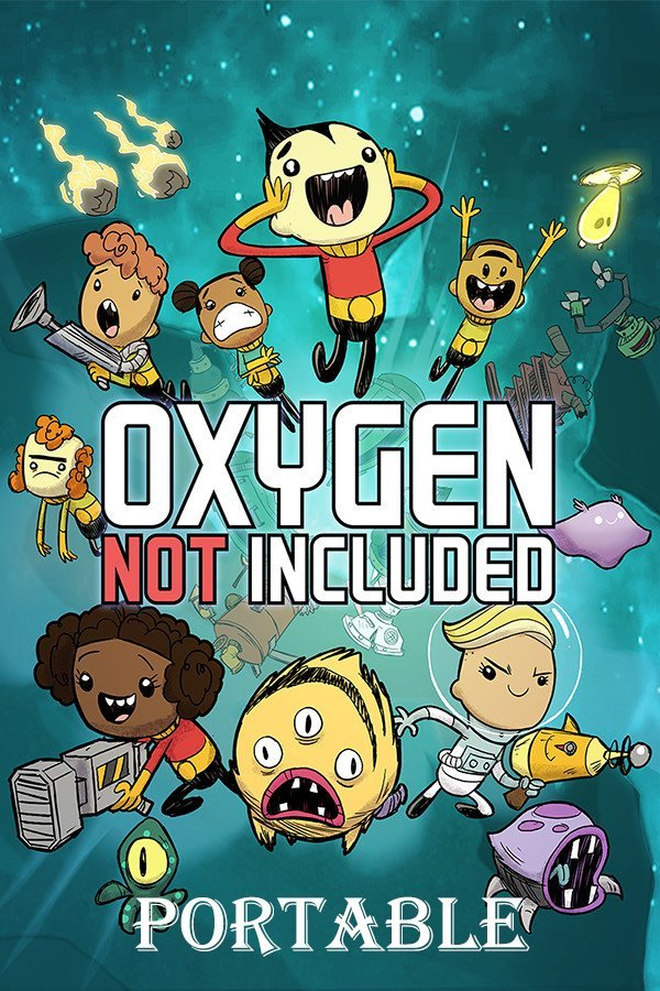 Cover Oxygen Not Included V.449460