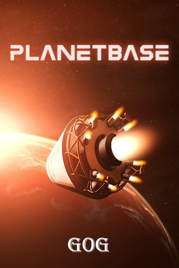 Cover Planetbase V.1.3.7