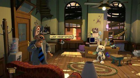 Screenshot for the game Sam & Max Save the World V.1.0.7