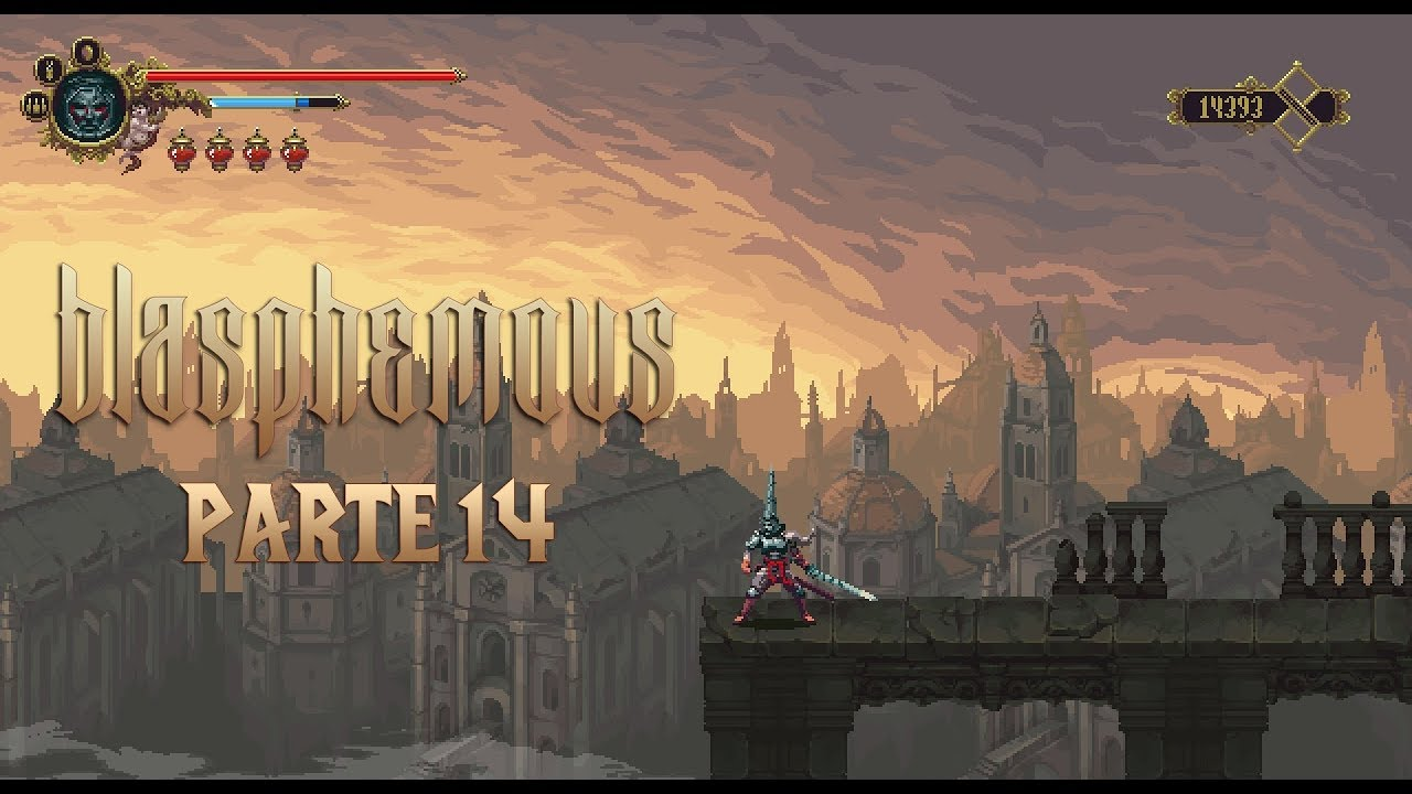 Screenshot for the game Blasphemous V.3.0.32A