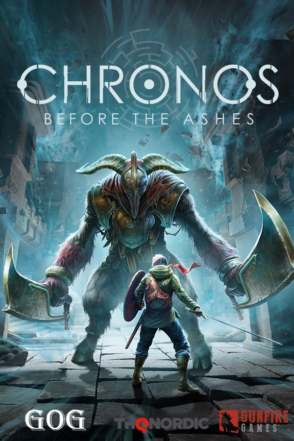 Cover Chronos: Before the Ashes v.1.1 [GOG]