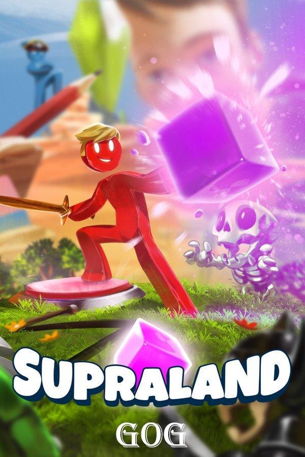 Cover Supraland v.1.20.14