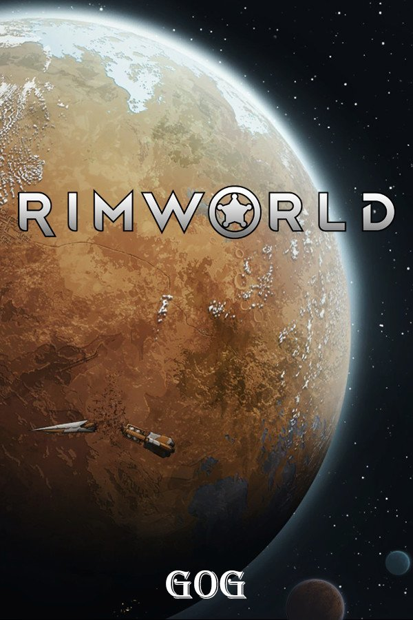 Cover RimWorld V. 1. 2. 2900