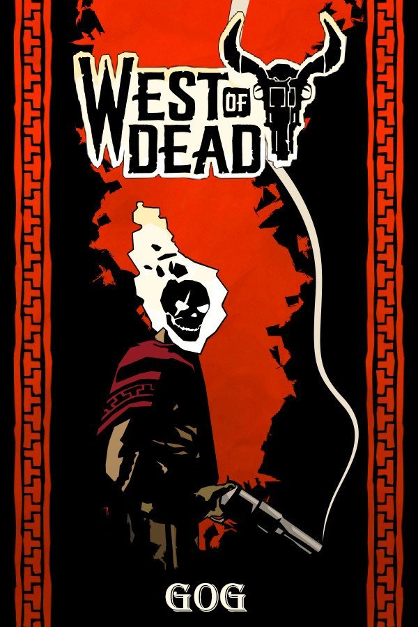 Cover West of Dead V.1.11.1.5