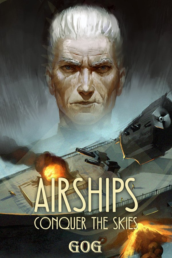 Poster Airships: Conquer the Skies (2018)