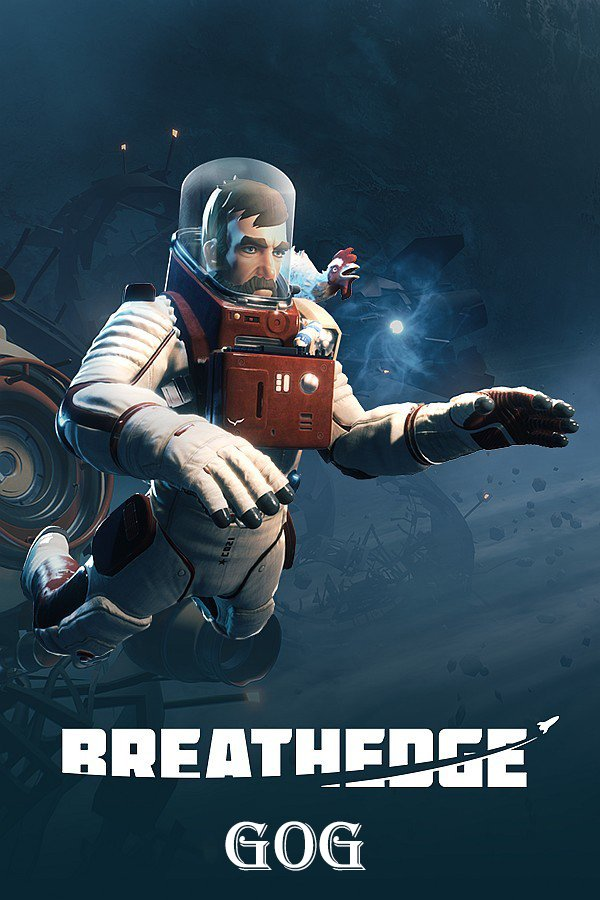 Cover Breathedge [GOG]