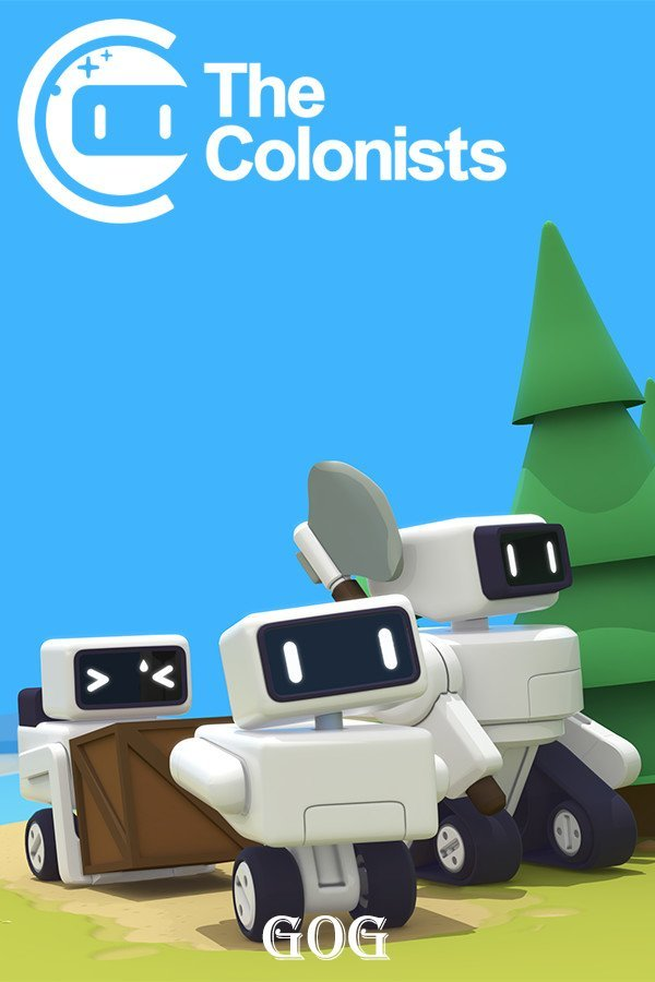 Poster The Colonists v.1.5.10.1  [GOG] (2018)