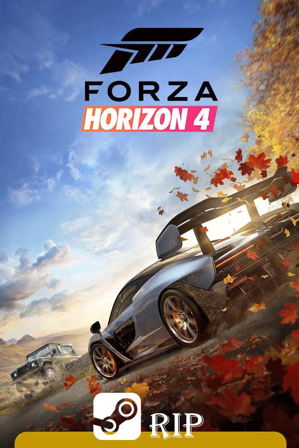 Cover Forza Horizon 4: Ultimate Edition [Steam-Rip]