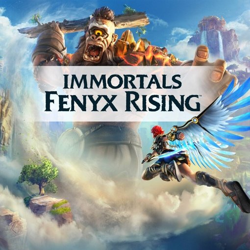 Poster Immortals Fenyx Rising (2021)