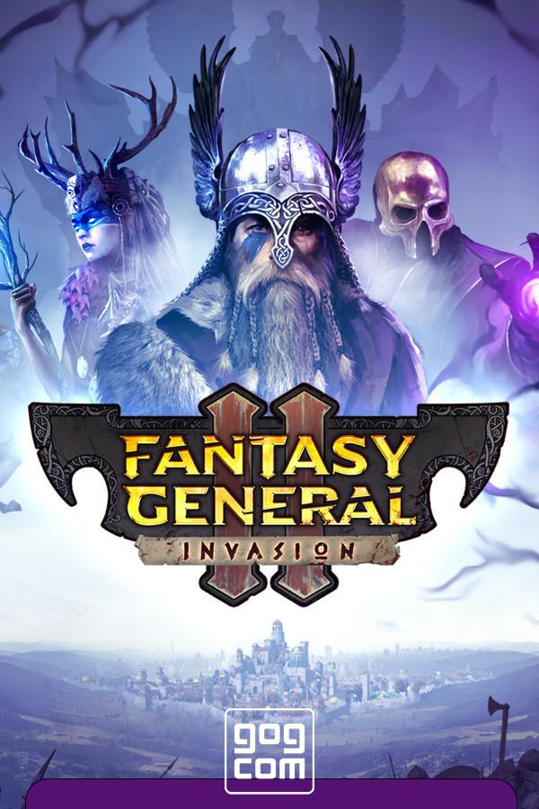 Cover Fantasy General II Invasion General Edition v.01.02.12872 [GOG]