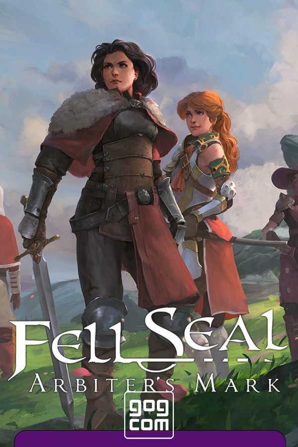 Poster Fell Seal: Arbiter's Mark v.1.5.2 [GOG] (2019)