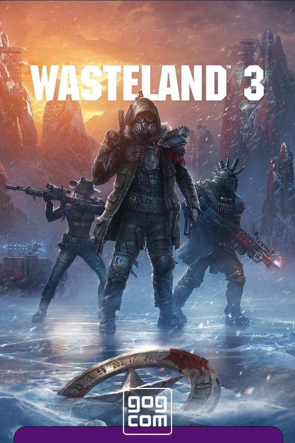 Cover Wasteland 3 - Digital Deluxe Edition (j3160) [GOG]